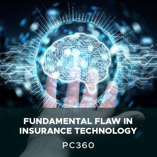 Fundamental Flaw in Tech